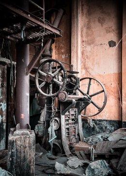 Vintage ให้สุดกับโรงงานกระดาษไทยกาญจนบุรี