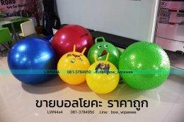 ลูกบอลโยคะ ลูกบอลยักษ์ ของเล่นเด็ก