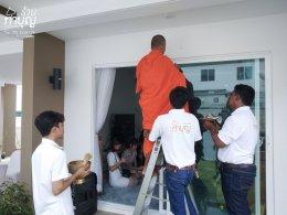 ร้านทำบุญ รับจัดงานบุญ ทำบุญบ้าน ทำบุญบริษัท ทำบุญออฟฟิศ ครบวงจร 30 ท่าน