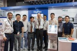 DigiFlex at Pack Print International 2017