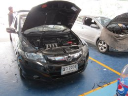 HONDA NEW CITY