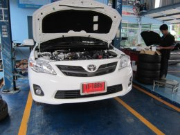 TOYOTA NEW ALTIS CNG