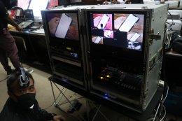 ทีมงานที่แข็งแกร่ง OB Live Streaming