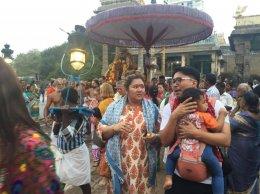 ทัวร์ไหว้พระฮินดู เชนไน เวลลอร์ ตีรูปาตี้ ประเทศอินเดีย