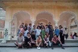 ศึกษาดูงานศิลปกร ชัยปุระ อัครา ประเทศอินเดีย