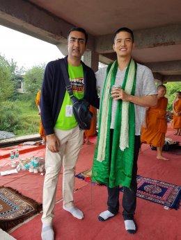 ทริปเรียนธรรมะกับพระองค์ท่านดาไลย์ ลามะ ณ ดารัมซาร่า อินเดีย