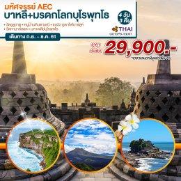 ทัวร์อินโดนีเซีย : อินโดนีเซีย มหัศจรรย์ AEC บาหลี+มรดกโลกบุโรพุทโธ