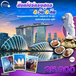 ทัวร์สิงคโปร์ : ทัวร์ปีใหม่ สิงคโปร์ครบสูตร