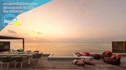เปิดประสบการณ์พักหรูดุจสรวงสวรรค์ ณ Four Seasons Kuda Huraa