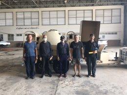 Total Aircraft Washing System  (TAWS®)