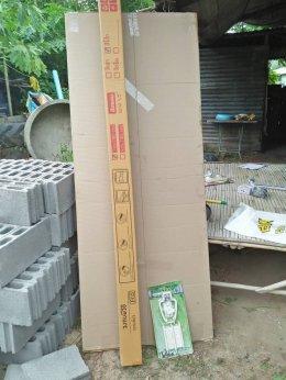 มอบอุปกรณ์ปรับปรุงห้องน้ำ  ม.8และม.11