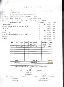 ราคากลางปรับปรุงซ่อมแซมถนนลูกรัง หมู่ 6 จำนวน 5 สายทาง