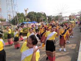 เทิดพระเกียรติสมเด็จพระเจ้าเสือและวันมวยไทย วันพฤหัสบดี ที่ 6 กุมภาพันธ์ พ.ศ. 2563