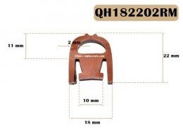 ซีลตู้อบ Mushroom Profile QH182202RM