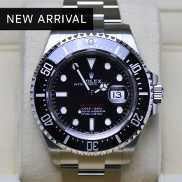 Rolex Sea Daeller Red 50th Anniversary size 43m P4XxxxxB