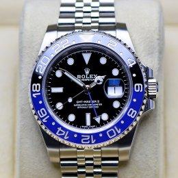 Rolex GMT-MasterII Blue Black (BATMAN)