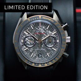 """Omega Speed Master """"Dark Side Of the Moon"""" Limited Edition"""