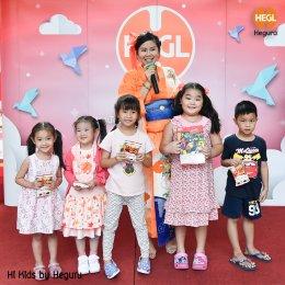 บรรยากาศงาน Hi Kids ! By Heguru