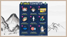COVID -19  ในมุมมองของแพทย์แผนจีน