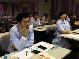 โครงการอบรมระยะสั้น การรักษาโรคกระดูกด้วยศาสตร์การแพทย์จีน