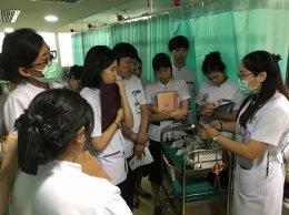 ต้อนรับคณะการแพทย์แผนไทยประยุกต์ศิริราช