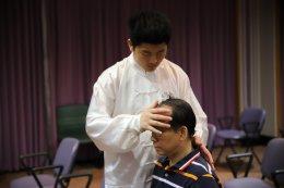 Workshop ชี่กง โดย อาจารย์แพทย์จีน ว่าน ซู เจี้ยน
