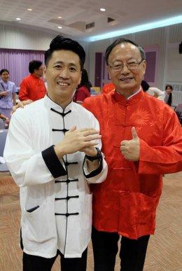 พิธีไหว้ครูแพทย์จีน ประจำปี 2562
