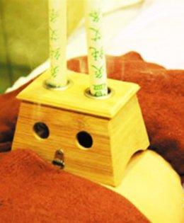 การรมยาด้วยศาสตร์การแพทย์แผนจีน
