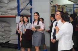 ต้อนรับคณะผู้บริหารและคณะแพทย์แผนไทยประยุกต์ศิริราช