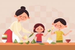เทศกาลไหว้บ๊ะจ่าง กุศโลบายในการดูแลสุขภาพช่วงเปลี่ยนฤดูกาล