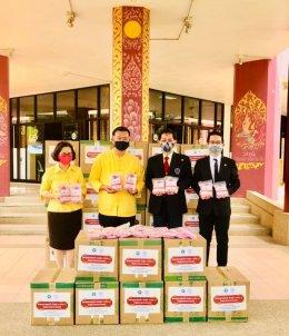 แพทย์แผนจีนร่วมสนับสนุนบุคลากรทางการแพทย์  กู้ภัยสู้ภัยไวรัสโควิด19