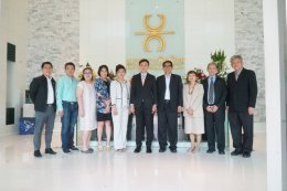 สหพันธ์อุตสาหกรรมการพิมพ์ไทย มีการจัดการประชุมและมีการส่งมอบตำแหน่งประธานสหพันธ์และหน้าที่ของมนตรีวาระ 2563-2564
