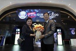 สมาคมการค้า นวัตกรรมการพิมพ์ไทยร่วมงาน Sign Asia Expo 2020