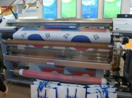 Digital Printing in FESPA 2010 Fabric