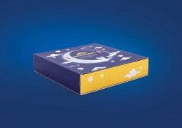 กล่องปลอกสวม-พิมพ์ลาย (บรรจุได้ 9 ชิ้นเล็ก) รหัส P-A2