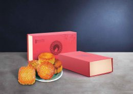 กล่อง Shallow-ฝาแม่เหล็ก-หุ้มด้วยกระดาษพิเศษ-พิมพ์ลาย (บรรจุได้ 2/3 ชิ้น) รหัส P-S24