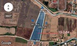 EHL - 212937 ที่ดินเปล่า ต.สมอแข อ.เมืองพิษณุโลก จ.พิษณุโลก