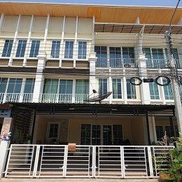 EHL - 213219 ขายด่วนทาวน์โฮมหมู่บ้าน โกลเด้น ซิตี้ อ่อนนุช-พัฒนาการ (Golden City Onnut  Pattanakarn)