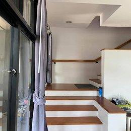 EHL - 213291 ทาวน์โฮมหรู 3.5 ชั้น Loft หลังมุม หมู่บ้าน ฟลอร่า วงศ์สว่าง