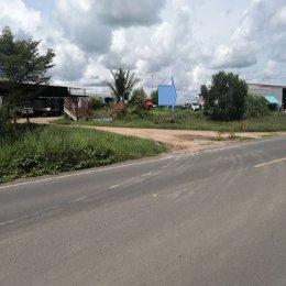 EHL - 213392 ที่ดิน ถนน สายท่าตูม-ชุมพลบุรี ตำบล กระเบื้อง อำเภอ ชุมพลบุรี จังหวัด สุรินทร์