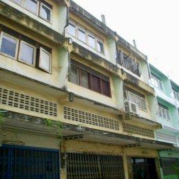 อาคารพาณิชย์ 3 ชั้นครึ่ง มหาชัย 3 storey commercial building, Mahachai ID - 192190