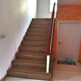 บ้านเดี่ยว 2 ชั้น เนื้อที่ 53.5 ตร.ว. หมู่บ้านฟลอร่าวิลล์ พาร์ค ซิตี้  ID - 202660