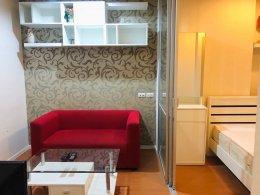 ให้เช่าคอนโด ลุมพินี เมกะซิตี้ บางนา ห้องแต่งสวย แอร์ 2 เครื่อง ราคา 6,500 บาท Code:63NIMar002