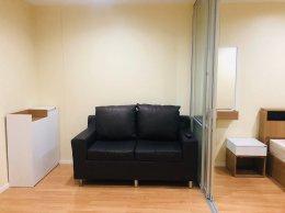 ให้เช่าคอนโด ลุมพินี เมกะซิตี้ บางนา ห้องใหญ่ แต่งสวย อาคารC ราคา 6,900 บาท Code:63NIMar004