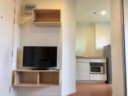 ให้เช่าคอนโด ลุมพินี เมกะ ซิตี้บางนา แต่งสวย อาคาร E ราคา 6,500 บาท  Code: 63NIMar015