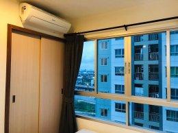 ขาย/ให้เช่าคอนโด ลุมพินี เมกะ ซิตี้บางนา อาคาร C ราคาถูกมาก Code: NIsep0005