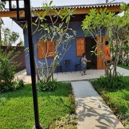 ขายบ้านสวนหลังเล็ก ID - 202662