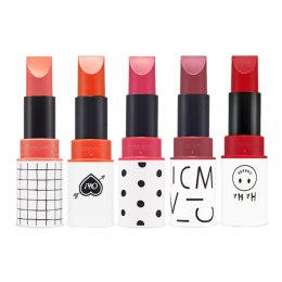 Pre Order Etude House Mini Two Match Lip color-โทนเบจ ส้ม