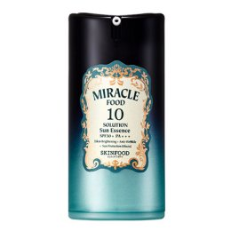 Skinfood Miracle Food 10 Solution Sun Essence SPF50+ PA+++