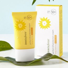 Pre Order- Innisfree Perfect UV protection cream long lasting SPF50+ PA+++ for dry skin 50ml
